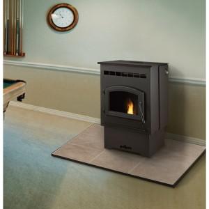 Pelpro Pellet Stove Model PP60 Living Room