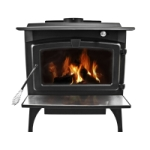 Pleasant Hearth 2,200 Square Feet Wood Burning Stove_Small