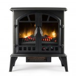 Jasper Free Standing Electric Fireplace Stove