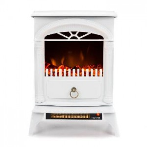 e-Flame Hamilton Electric Stove