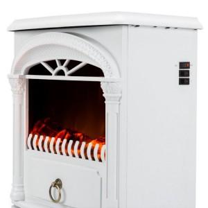 Review E Flame Usa Hamilton Free Standing Electric Stove