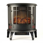 Regal e-Flame USA Portable Electric Fireplace Stove