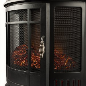The Durability Of The Regal Electric Fireplace Is Undisputable And Can Last  For Decades. With Proper Care, This Stove Can Last For 50 Years And Beyond.